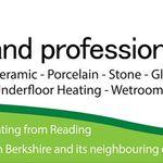 Brand Professional Tiling profile image.