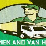 Men n Van Hire profile image.