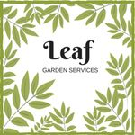 Leaf Garden Services profile image.