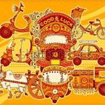 India on Wheels Catering profile image.
