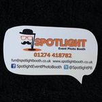 Spotlight Event Photo Booth profile image.