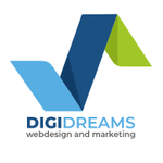 Digidreams Website Design and Marketing profile image.