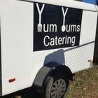 Yum Yums Catering logo