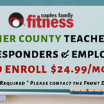 Naples Family Fitness profile image.