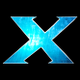 The X-Project School of Fitness logo