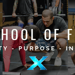 The X-Project School of Fitness profile image.