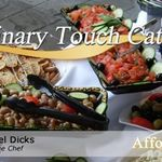 Culinary Touch Catering profile image.