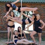 Blazing Cherries Pole Fitness Studio profile image.