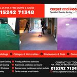 Carpet and Floor Care profile image.