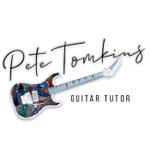 Pete Tomkins Guitar Tutoring profile image.