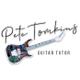 Pete Tomkins Guitar Tutoring logo