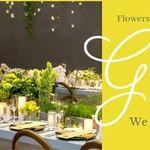 Green Fresh Florals + Plants profile image.