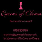 The queens of cleans profile image.