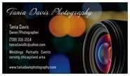 Tania Davis Photography profile image.