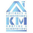 Toitures KM Roofing logo