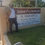 Moses Mkhabela Clinical Psychologist profile image.