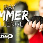 CKO Kickboxing Clark profile image.