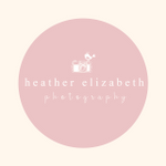 Heather Elizabeth Photography profile image.