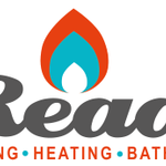 Reads plumbing and heating profile image.