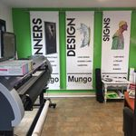 Mungo Signs and Screen Printing profile image.