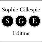 Sophie Gillespie Editing