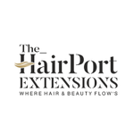 The HairPort Extensions profile image.
