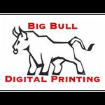 Big Bull digital printing  profile image.