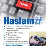 Haslam IT profile image.