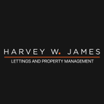 Harvey W James Lettings & Property Management profile image.