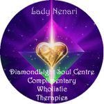 Lady Nenari DiamondLight Soul Centre Complimentary Wholistic Therapies profile image.