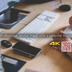 The Promotional Video Company Ltd profile image.