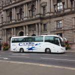 carrs coach hire profile image.