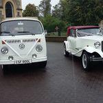 Michael harkin wedding cars profile image.