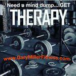 Gary Miller fitness profile image.