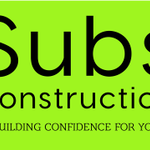 Subs Construction profile image.