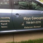 MAYS CONCEPTS, LLC profile image.
