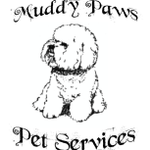 Muddy Paws Pet Services profile image.
