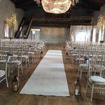 Emerald Aisles Weddings & Events profile image.