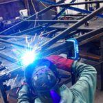 Tom Springett Creative Metalwork profile image.