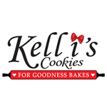 Kelli's Cookies - For Goodness Bakes profile image.