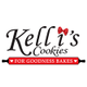 Kelli's Cookies - For Goodness Bakes logo