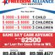 Freedom Alliance Tax Services logo