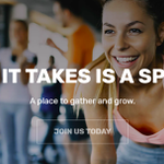 Spark Fitness & Tennis Club profile image.