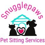 Snugglepaws Pet Sitting Services profile image.