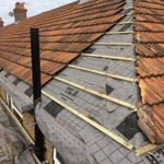 The roofing firm  profile image.