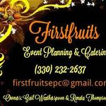 Firstfruits Event Planning & Catering profile image.
