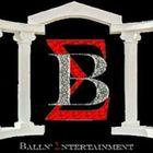 BALLN' ENTERTAINMENT logo
