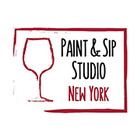 Paint & Sip Studio New York logo