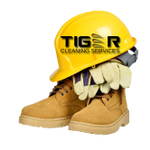 Tiger Cleaning Services profile image.