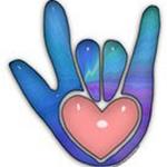 The Love Warrior profile image.